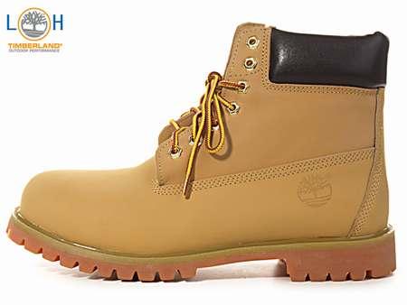 chaussures ado garçon timberland