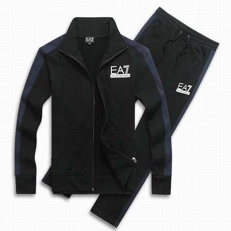 cd4f2c01444 pantalon de jogging Armani ea7 homme